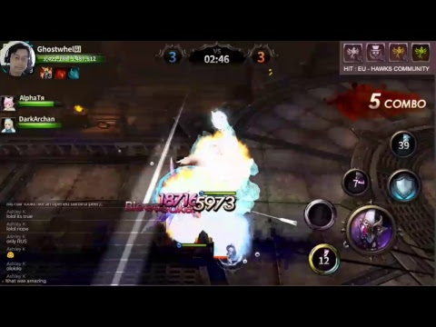 HiT [20/03] Team NTBD : Hawks EU Guild Wars Heroes of Incredible Tales