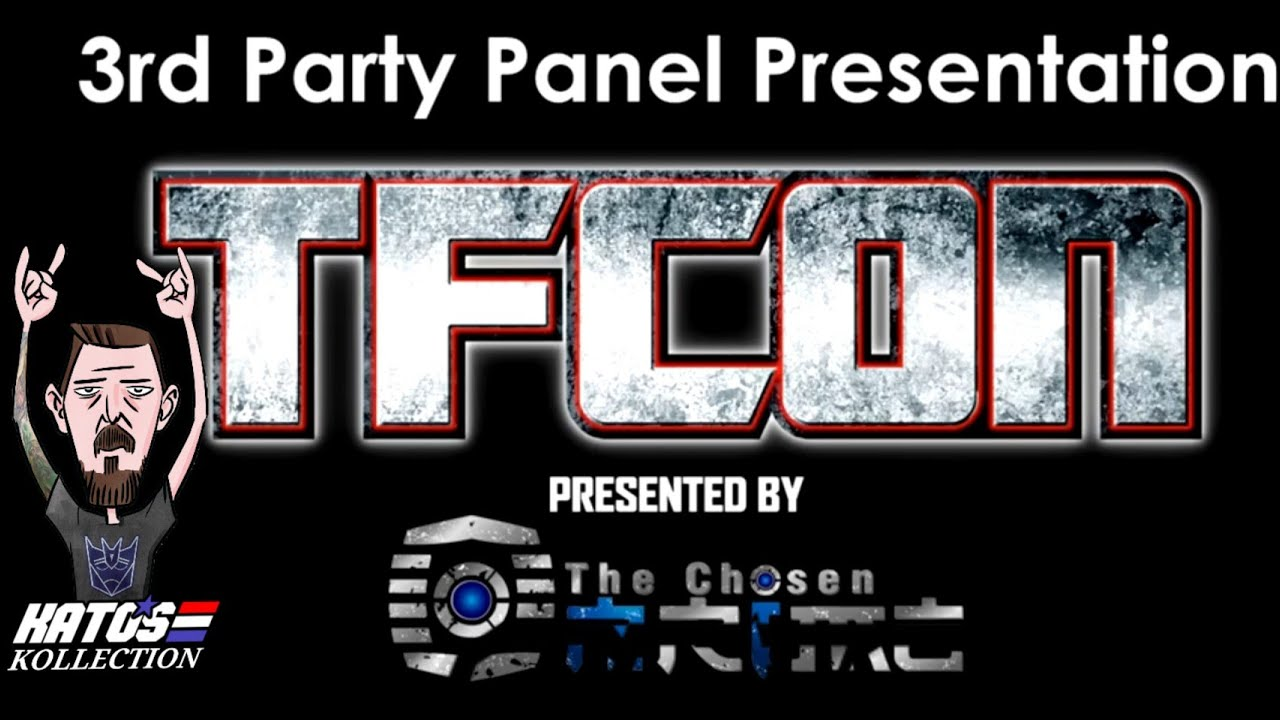 TFCON 2020 3rd Party Reveals Discussion by Kato's Kollection