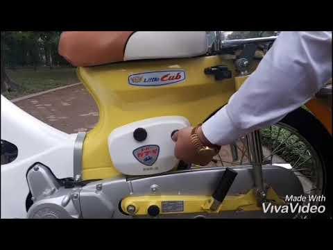 REVIEW LIFAN CUB 50CC - Rollo Việt Nam 102 Bà Triệu - 0976061919