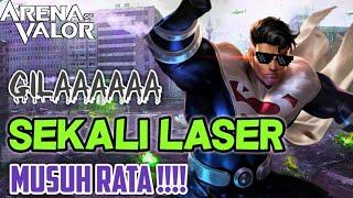 HERO APAANSIH INI GILA KUAT BANGET !! - Superman Gameplay Arena Of Valor