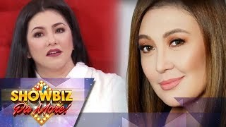 Showbiz Pa More: Regine Velasquez-Alcasid explains why she can't talk to her idol