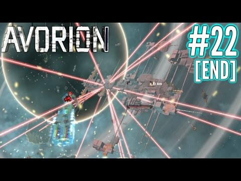 Avorion | The Guardian - End Boss!!! | Part 22 [END] | Avorion Gameplay
