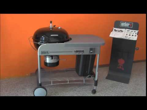 Weber performer premium deluxe recensione barbecuemania for Weber performer deluxe