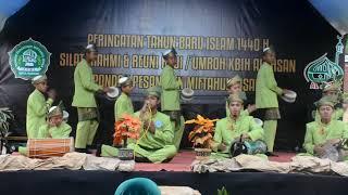 FESTIVAL MARAWIS DI PONPES MIFTAHUL IHSAN || Group Marawis Al Hasan Ciamis