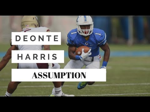 Did the Saints get an 'absolutely special' returner in Assumption's Deonte Harris? - nola.com