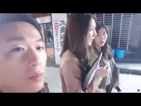 생야외방송+홍대+로즈데이+기념+야킹 7