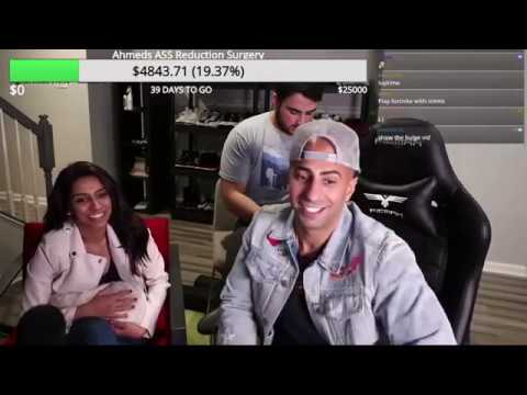 FouseyTUBE ASKS OUT  Simmi Singh live on stream Dating + (GIVEAWAY)