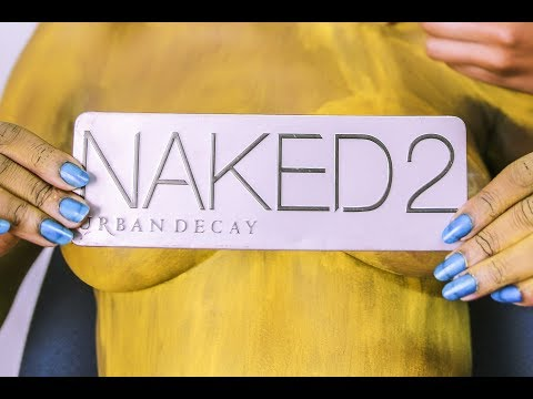 Fashion Shoot : NAKED- Body Art