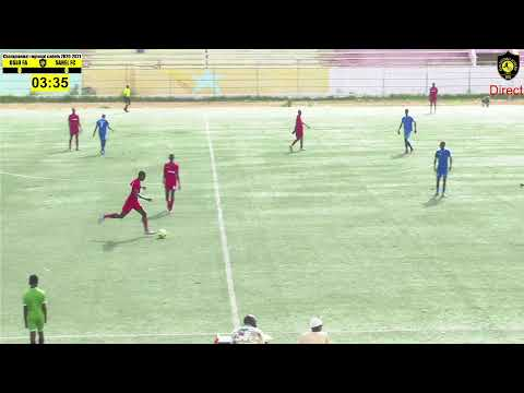 1ère journée retard CHAMPIONNAT REGIONAL CADETS: Oslo FA / Sahel FC