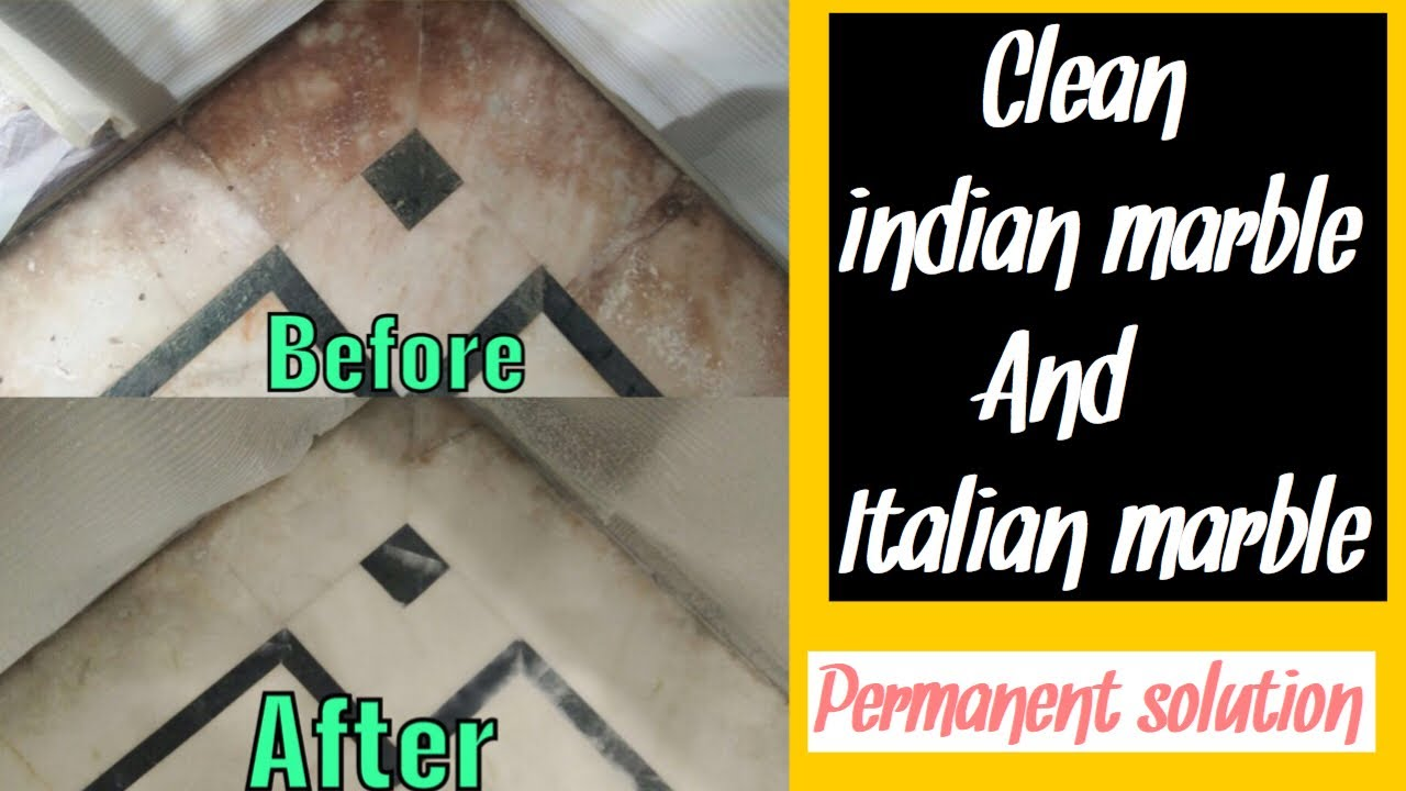 How To Clean Marble Floor You