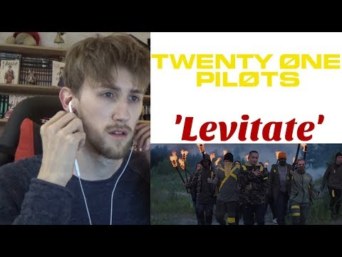 Twenty One Pilots Levitate Official Music Video Reaction