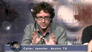Jennifer The Lawyer vs Richard Carrier [Part 2]