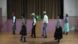 """Cheyenne"" (I feel Lucky) Line Dance"