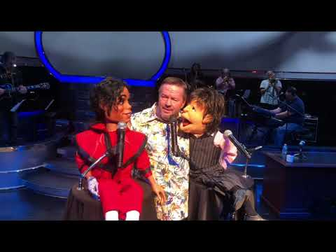 Michael Jackson and Paul McCartney Terry Fator