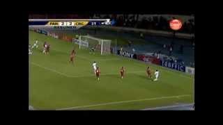 Panama VS Costa Rica 2-2 Final (Partido Eliminatorio) Hexagonal CONCACAF Brazil 2014