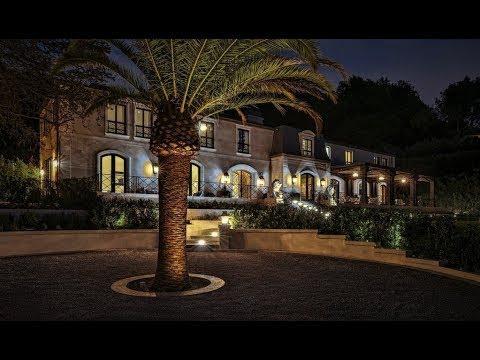 45 000 000 Iconic Hollywood Mega Estate Ed Limato S Heather House Hollywood Superstar Estate Youtube