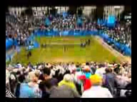 2014 Wimbledon Serena Williams Vs Alize Cornet [Full Hd] - Serena Williams