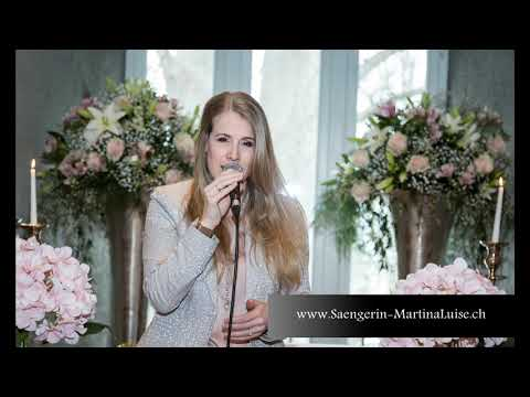 Sängerin Martina Luise