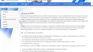 Componentes Sitep