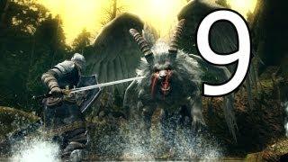 Dark Souls: Prepare to Die Edition - Walkthrough - Part 9 [HD] (PC)