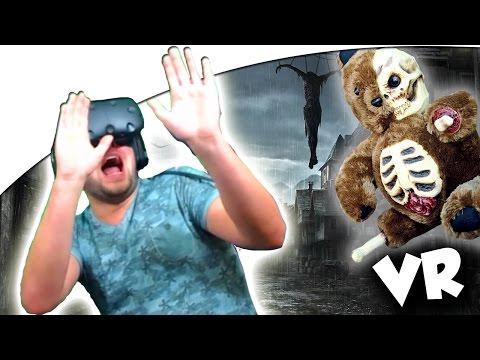 KAPOT SCHRIKKEN MET VR BRIL! (HTC Vive Virtual Reality)