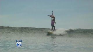 Waterman Championship at Makaha Beach attracts top notch athletes