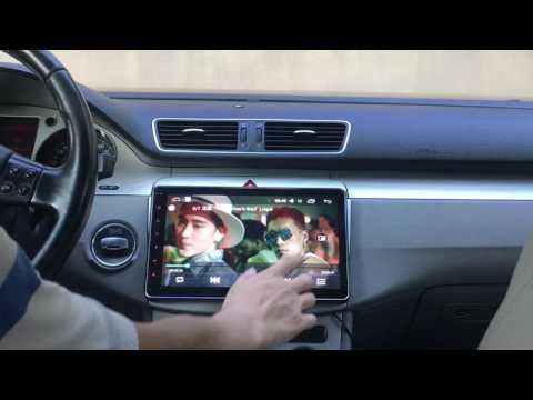Joying 10.1 Inch Double Din Detachable Screen Car Stereo Installation | Car Radio PC Tablet Headunit