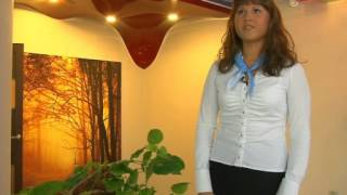 видео Невероятные и прекрасные 3D потолки
