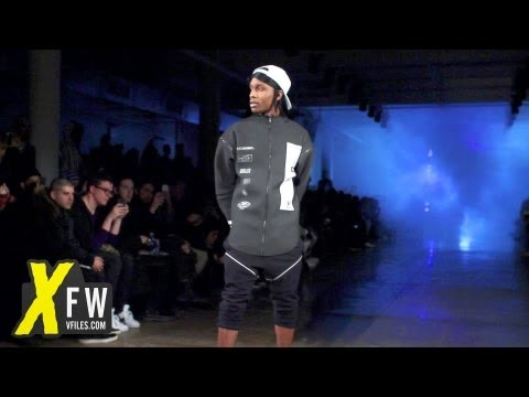 Hood By Air F/W 2013 with A$AP Rocky and boychild | XTREME FASHION WEEK