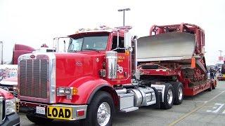 los-angeles-county-fire-dept-peterbilt-367-and-caterpillar-d8r-at-truckin39-for-kids-2011