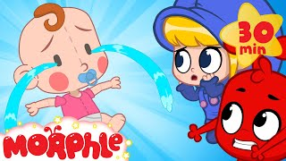 Giant Baby - Mila and Morphle | BRAND NEW | Cartoons for Kids | My Magic Pet Morphle