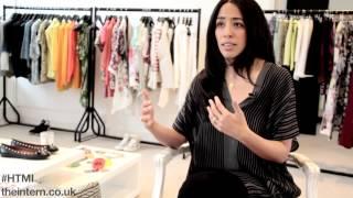 HOW TO MAKE IT - Fashion Buyer (Top 5 Tips - Carmen Borgonovo, my-wardrobe.com)