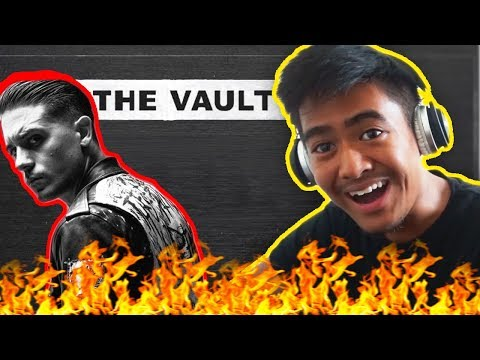 G-EAZY - THE VAULT (FULL EP) | HE'S SNAPPING 😱🔥🔥 | FULL ALBUM EP REACTION / REVIEW