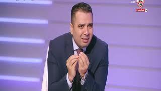 """لقاء خاص مع كبار النقاد و الصحفيين """"صبحى عبدالسلام"""" و """"محمد رجب"""" - زملكاوى"""