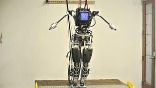 Atlas Revealed: Boston Dynamics