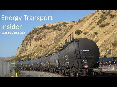 Energy Transport Insider video blog March 16 2018