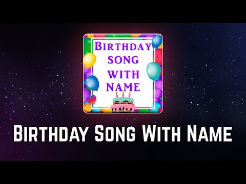Birthday Song With Name Apps On Google Play