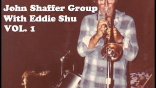 Eddie Shu Live! 1981 John Shaffer Group On Green Dolphin Street Tenor Sax Jazz Guitar