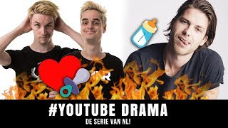 DON GOOIT LINKTIJGER IN DE PRULLENBAK! - YOUTUBE DRAMA #3