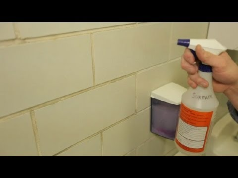 How to Use Vinegar to Keep Mildew From Coming Back : Bathroom Cleaning & More