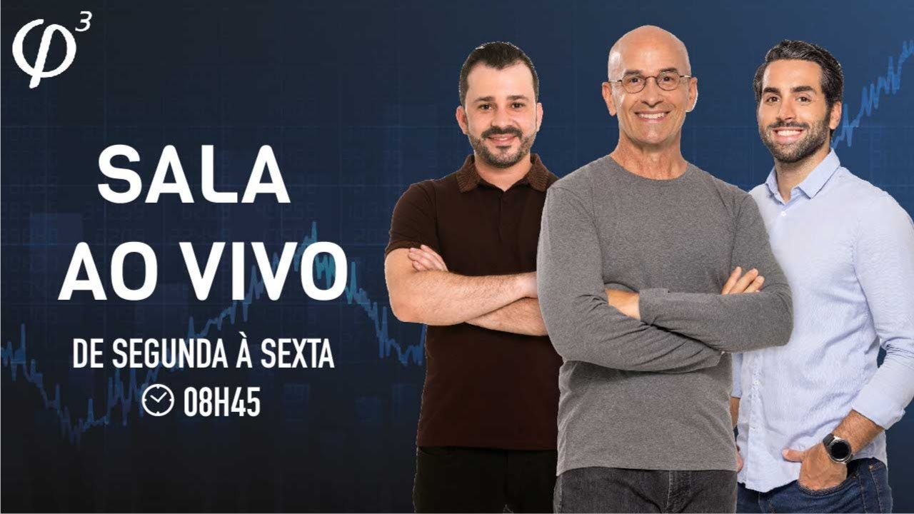 PhiCube Sala ao Vivo - 30 JUL 2021