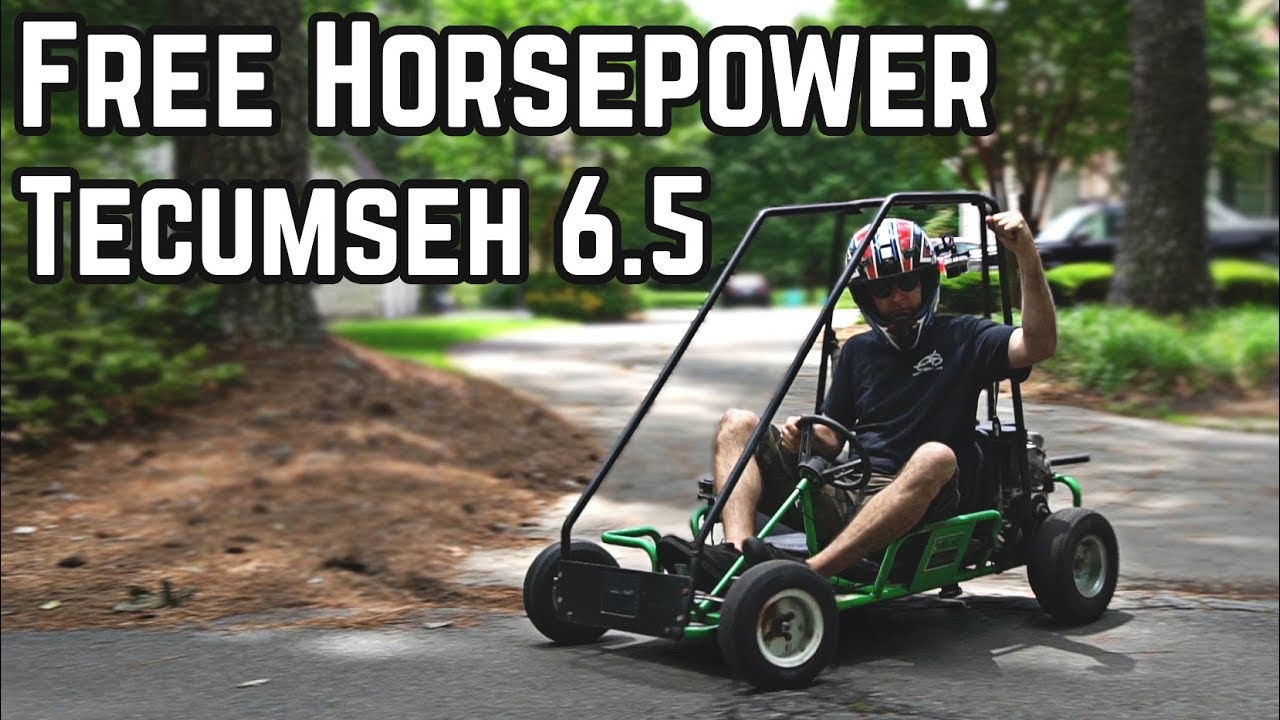5 Free Mods to Increase Go Kart Horsepower! Pt  2