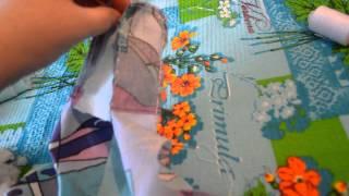 Подушка-буква (4 урок)