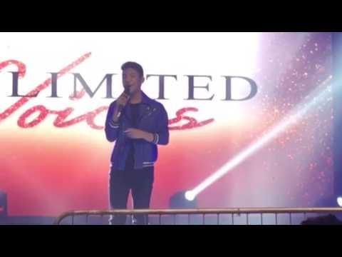 Darren Espanto- Unlimited Voices in CEBU (06-23-2017)