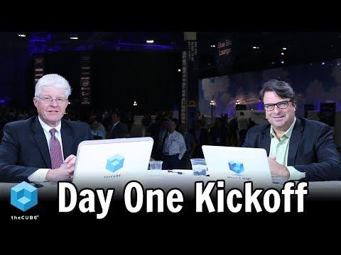 Day 1 Kickoff   Dell EMC World 2017