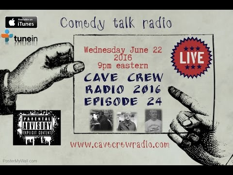 Cave Crew Radio 2016 Episode 24 There are no Mikes in China