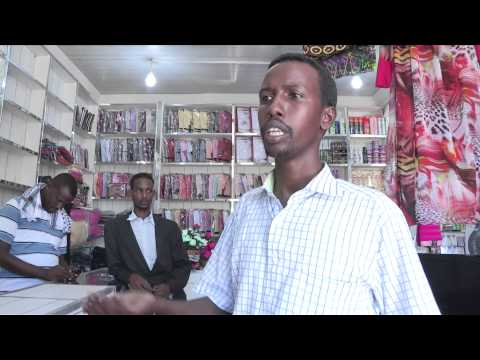 """Somalia is Open for Business -- """"Walmart of Africa"""""""