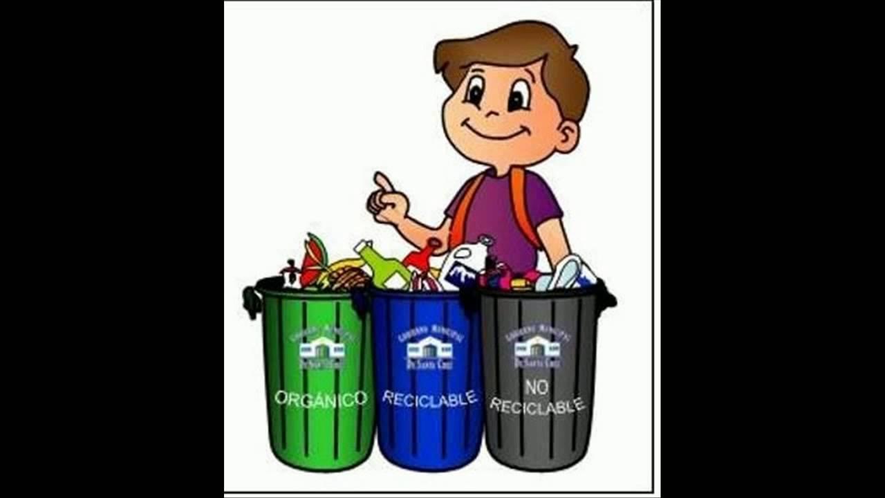 Reducir, Reutilizar y Reciclar - YouTube