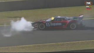 2015 Australian GT Championship - Syndey Motorsport Park - Race 1 - Final Laps