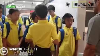 видео Летние футбольные лагеря на море